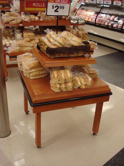 1-0041 Small Bakery table