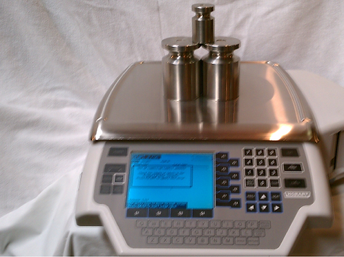 115-0001 Hobart Quantum Scale
