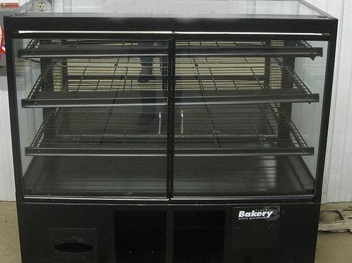 142-0061 Custom 4′ Glass Door Bakery Display Case