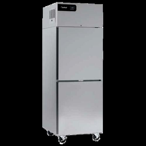 82-0055 Delfield Single Section Freezer with Half Doors