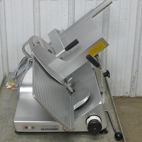 142-0042 Bizerba Heavy Duty Manual Meat Cheese Slicer w/ Sharpener GSP H