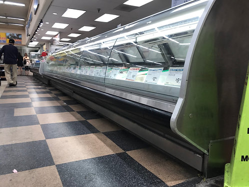 101-0047 Hussmann SMGT Meat Cases-48 Feet Available
