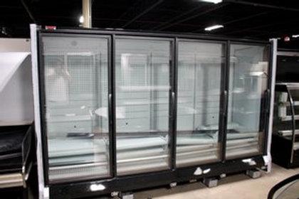 72-0092 Hussmann RL-4 Display Freezer