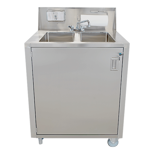 76-0019 Double Basin Self Contained Sink