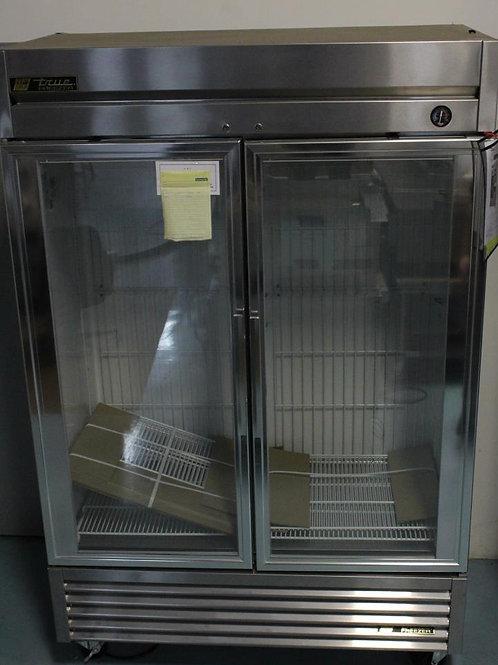 15-0087 True T49FG-LD 2 Door Freezer