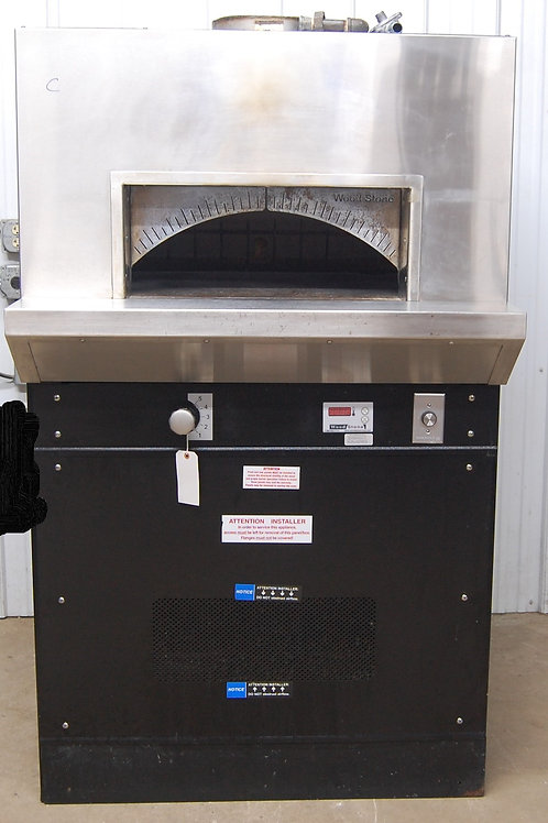 142-0082 WoodStone Bistro Dome Stone Hearth Deck Pizza Oven
