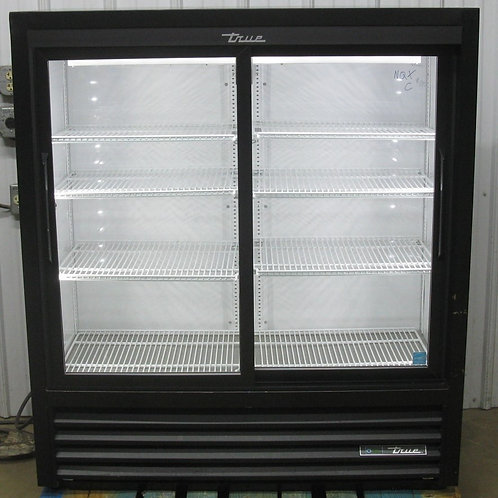 142-0033 True GDM-41SL-54-HC-LD Glass Door Cooler