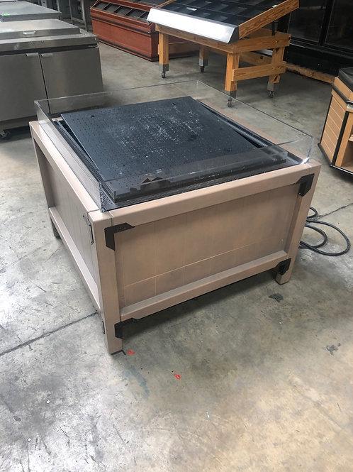 1-0290 4 x 4 Refrigerated Single Berry Bin