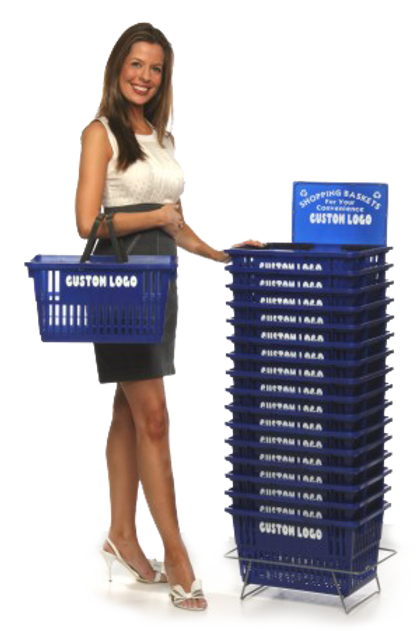 93-0001 Standard Size Shopping Basket Set