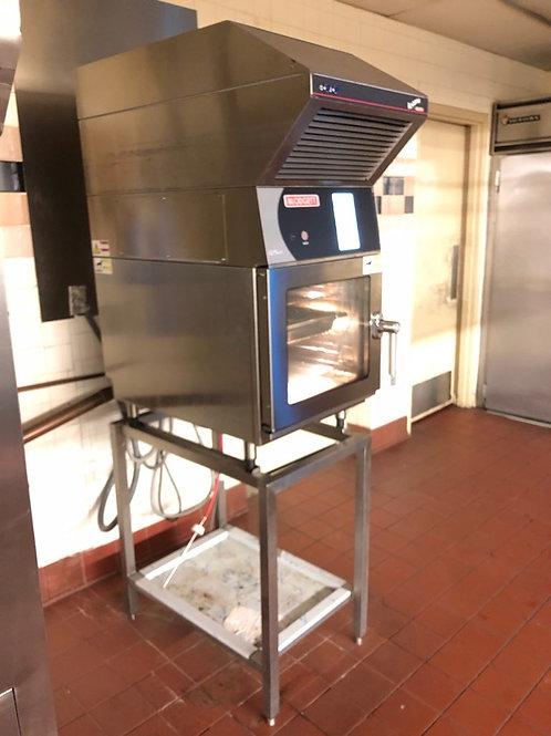 1-0326 Blodgett Combi Oven with Hood