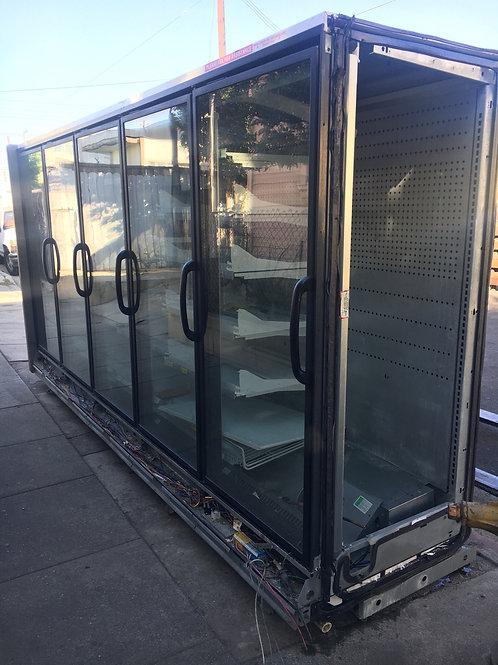 101-0046 Hussmann RLN-5 Freezer Doors