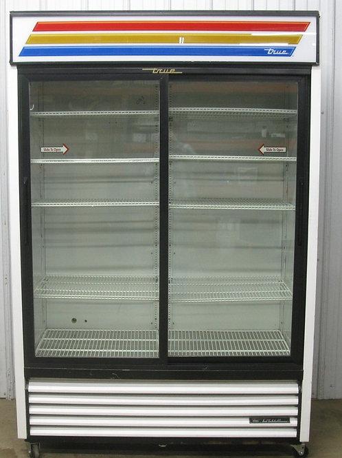 142-0063 True GDM-47 Two Sliding Door Cooler
