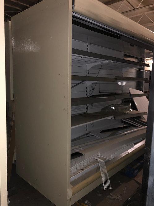 1-0328 Hussmann D5X Multi Deck Merchandiser