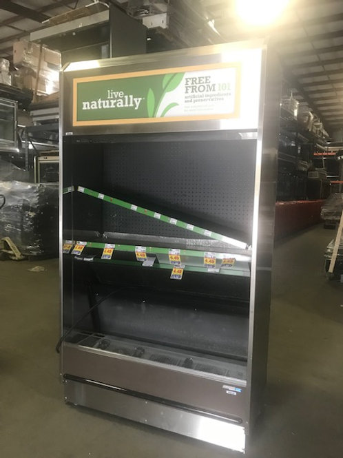114-0014 2016 Hill Phoenix Narrow Self Contained Utility Cooler