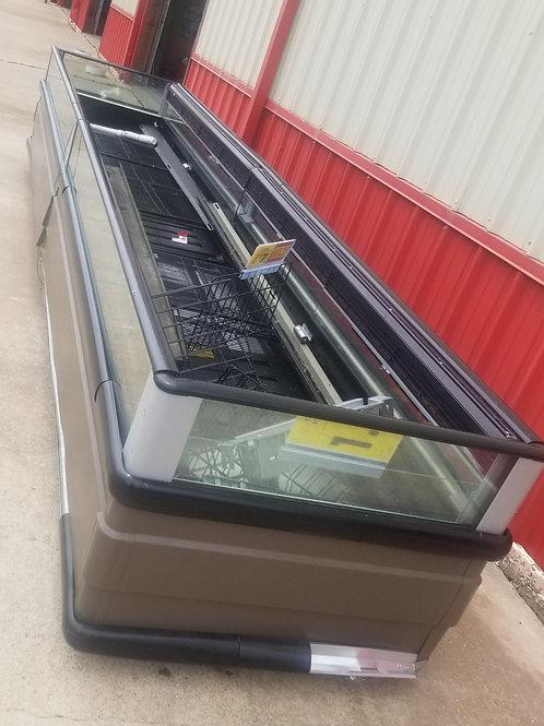 129-0051 Hussmann FN-8G Frozen Food Coffin Case