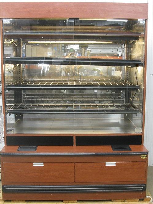 142-0053 Marco Bakery Donut Case