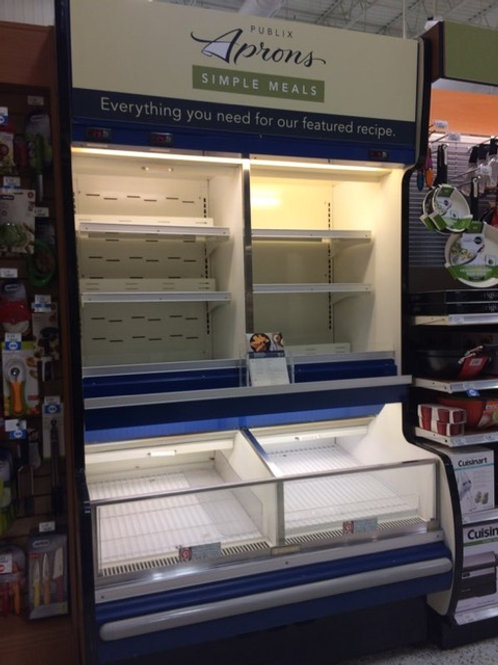 2-0008 Multi Deck Self-Contained Upright Merchandiser