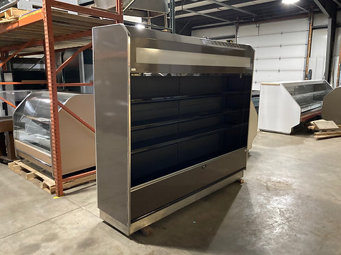 142-0079 Barker 8 Foot Refrigerated Self Contained Cooler