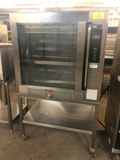 1-0196 BKI Rotisserie Oven