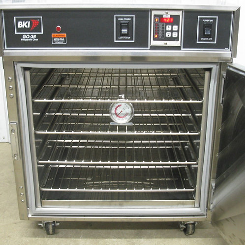 142-0048 BKI GO-36 Commercial Half Size Convection Cook & Hold Gourmet Oven