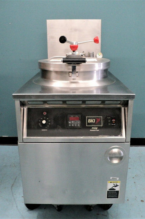 110-0008 BKI Electric Pressure Fryer FKM-F