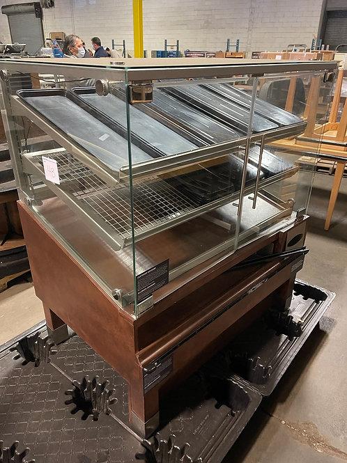 1-0370 4 Foot Dry Bakery Case