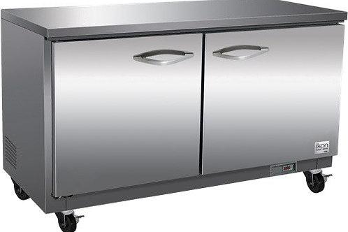 82-0070 2 Door Under Counter Refrigerator