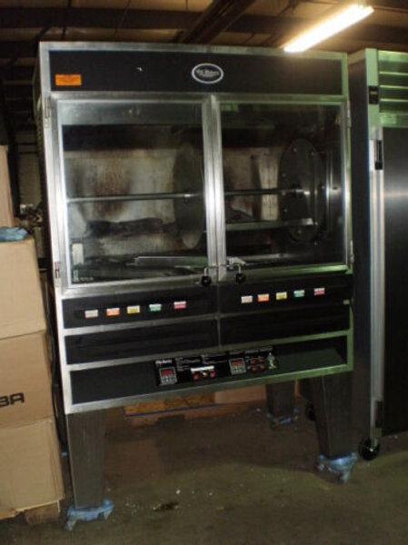 82-0042 N/7.7G Old Hickory Rotisserie