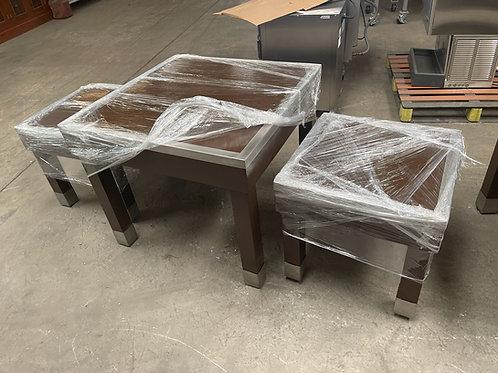 1-0388 2 Piece Bakery Table Set