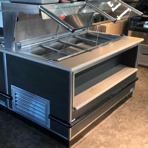 124-0004 5' Salad Bar