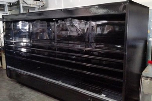 84-0002 Hussmann 12 Foot  D5 Dairy Deli Produce Case