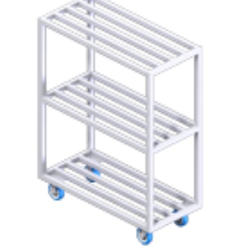 14-0014 Stocking Cart