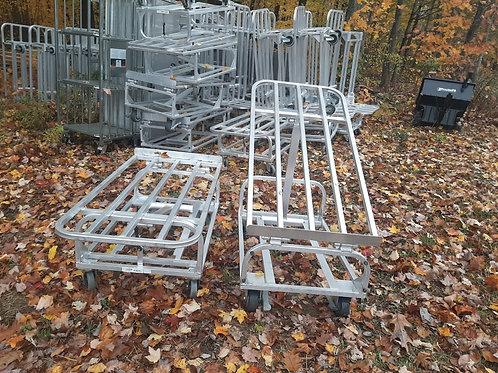 124-0017 Euro Produce Cart