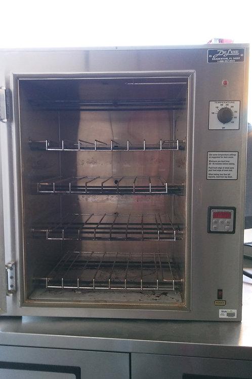 1-0009 Deluxe Tabletop Oven