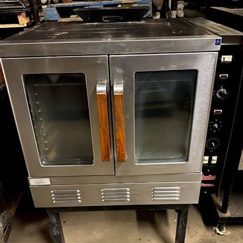 8-0065 Snorkel Vulcan Single Natural Gas Convection Oven