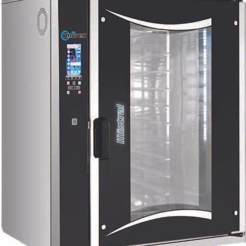 146-0012 B10TT 10 Tray Bakery Oven