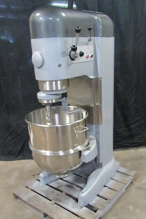 8-0038 Rebuilt Hobart V-1401 140 Qt Mixer
