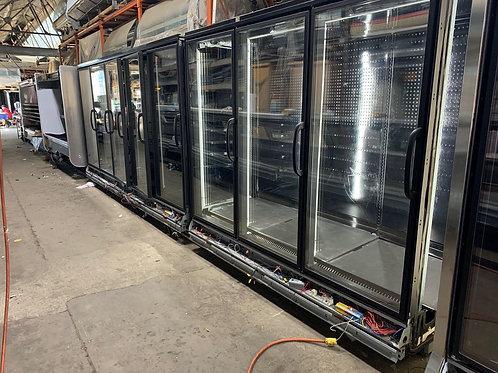 101-0051 Hussmann RL Freezer Doors