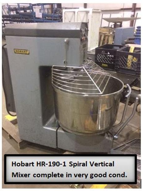 39-0002 Hobart Spiral Mixer