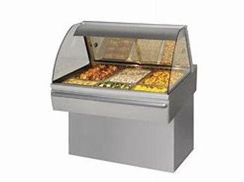 82-0013 Fri‐Jado Heated Countertop Deli Case-5 Pan