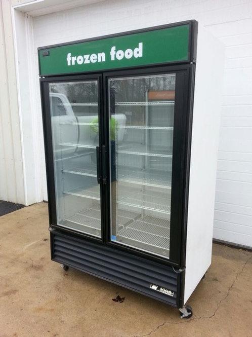 120-0004 True Self Contained 2 Door Freezer