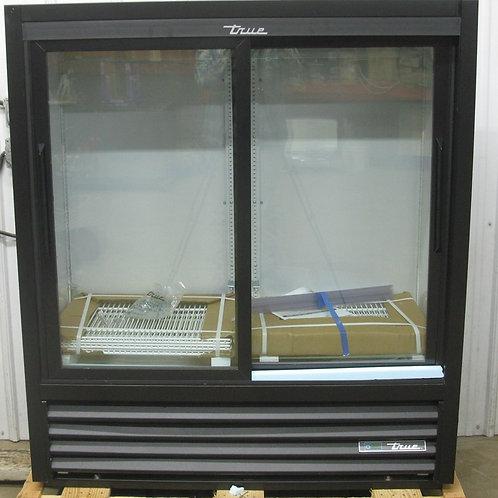 142-0016 True GDM-41SL-54-HC-LD 2 Door Cooler-Self Contained