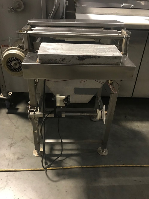 42-0025 Manual Meat Wrapper on Stand
