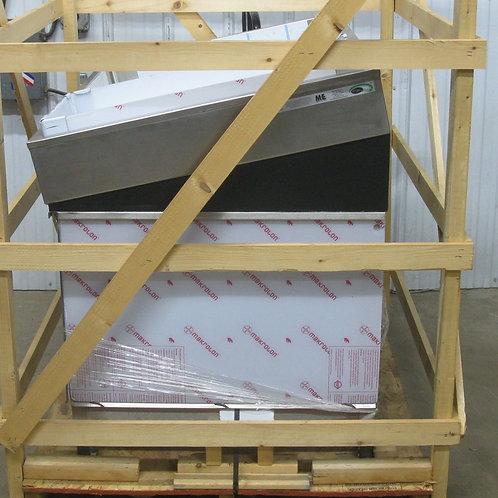 142-0020 M&E Ice Seafood Display Case