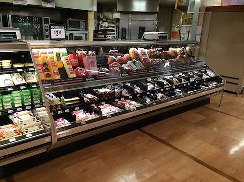 1-0015 Barker Fresh Meat Seafood Case