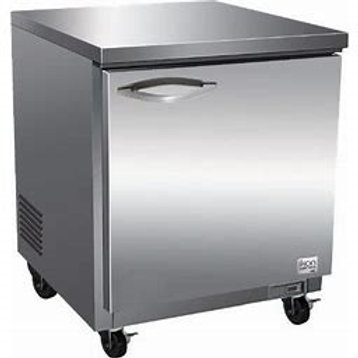 MVP Group LLC Model IUC28R-New IKON Under Counter Refrigerator, One‐section
