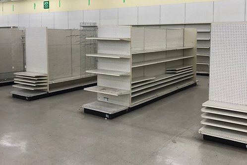 Lozier or Madix Shelving