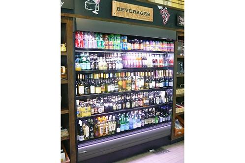 101-0055 Hussmann RGD24 Refrigerated Merchandisers-44 Feet Available