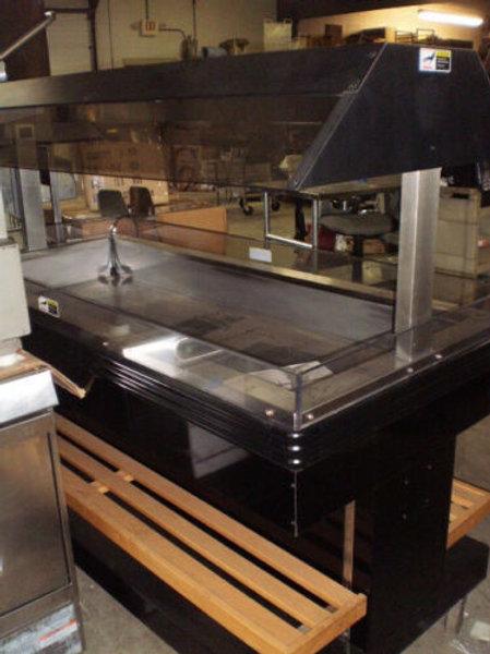 82-0035 BKI MM-6 Heated Spot Merchandiser