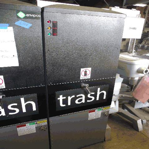 82-0002 Red Devil M200 Trash Compactor Mid Size Commercial